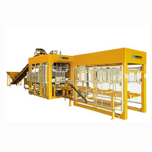 QT6-15 mobile brick making machine concrete block making machines