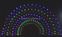 Hemisphere net light 2.0M, 200pcs LEDs,flash Led net light