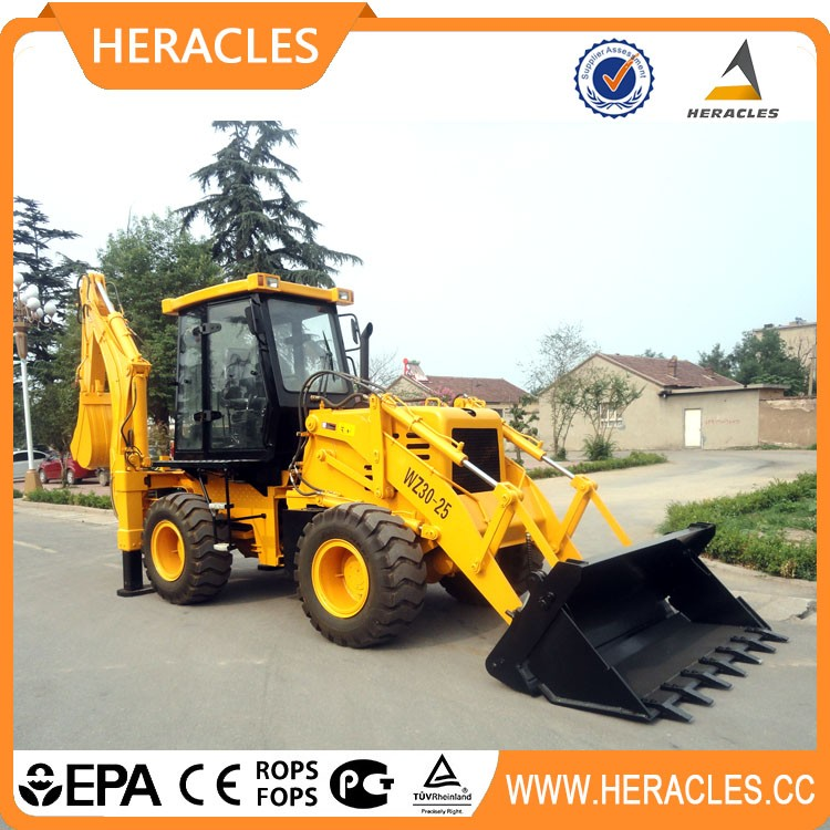Best selling tractor front loader/ garden tractor with loader