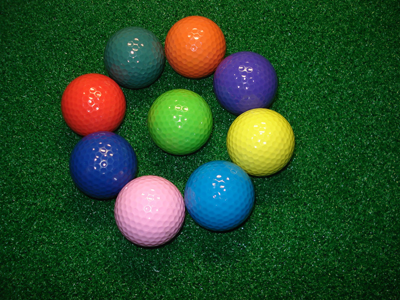 Factory quality drive rang foremost golf ball