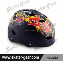 SKATERGEAR custom ice skate helmet for costumes skating speed racing helmet