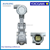 yokogawa digital vortex yewflo vortex flowmeter with dual output for analog/pulse
