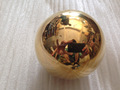 Hot Sale Factory Price 76mm Brass Ball