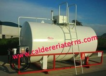 20.000L Mobile Diesel Oil Station