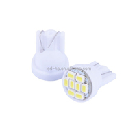Car bulb lamp holder t10 1206 8smd