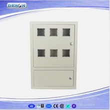 Electric meter enclosure , waterproof KWh meter box, Metal distribution box