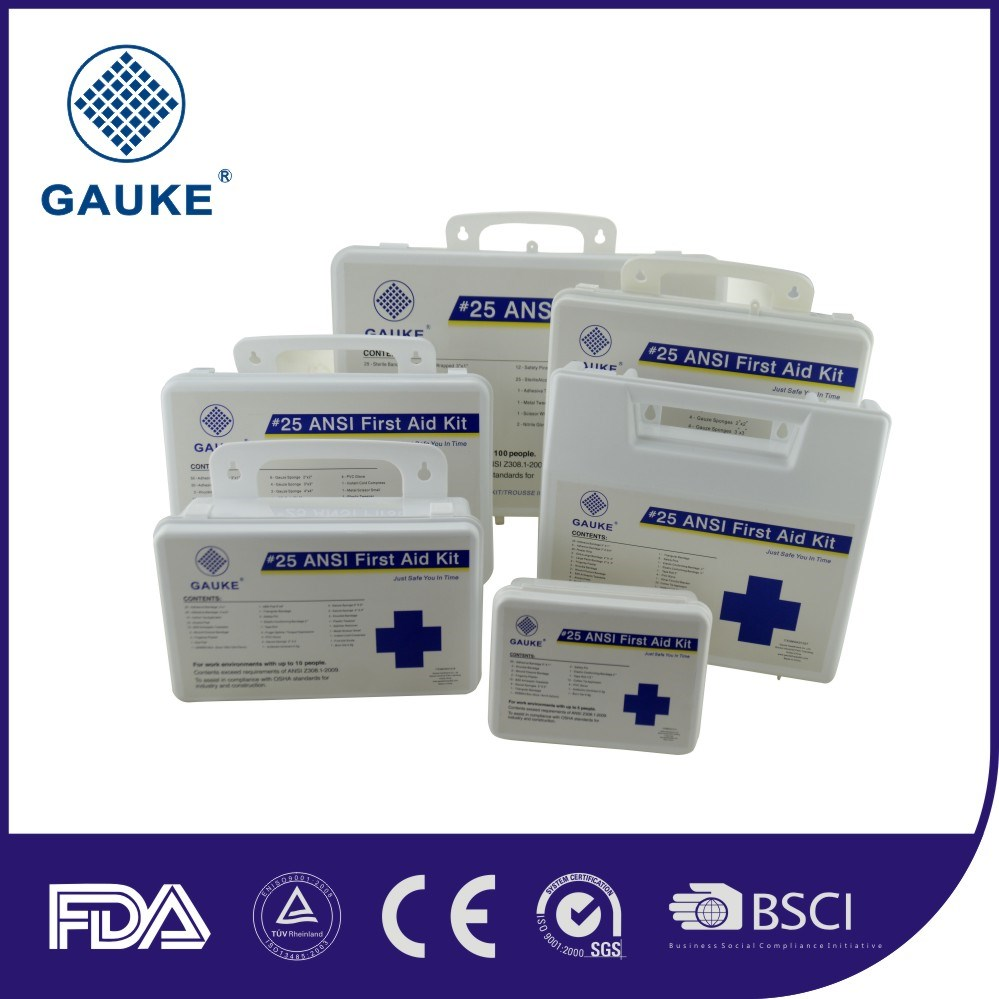 Complete Healthcare Supplies First Aid Kit
