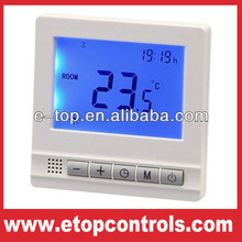 LCD digital heating thermostat cheap temperature controlling