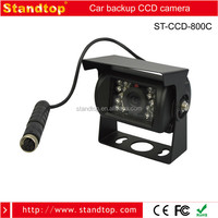 1/3 Sharp CCD Classic Design Rear View Rear Mirror With Camera For Bus/Truck/Heavy duty