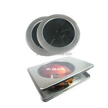 metal cd case with tray wholesale