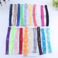 make hair accessories for children jewelry ,Colorful elastic baby hair bands supplies headbands BTS020
