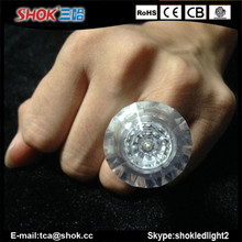 Hot sale led flashing ring for theme party supplies promotional gifts 2016