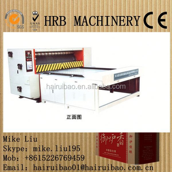 Hot sales rotary die-cutter in China