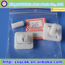 China fastener manufacturer automotive spring clips/auto plastic clips and retainers