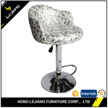 Wholesale pvc metal swivel bar stools china bar chairs