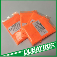 Fluorescent Pigment for Crayons and Powder Coating Orange Pigment