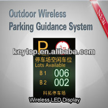 Wireless Car Parking System