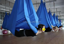 Aerial Yoga Hammock, Flying Yoga, Anti-gravity yoga swing