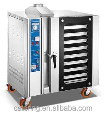 HGA-16 commercial 16 pans bread gas convection oven