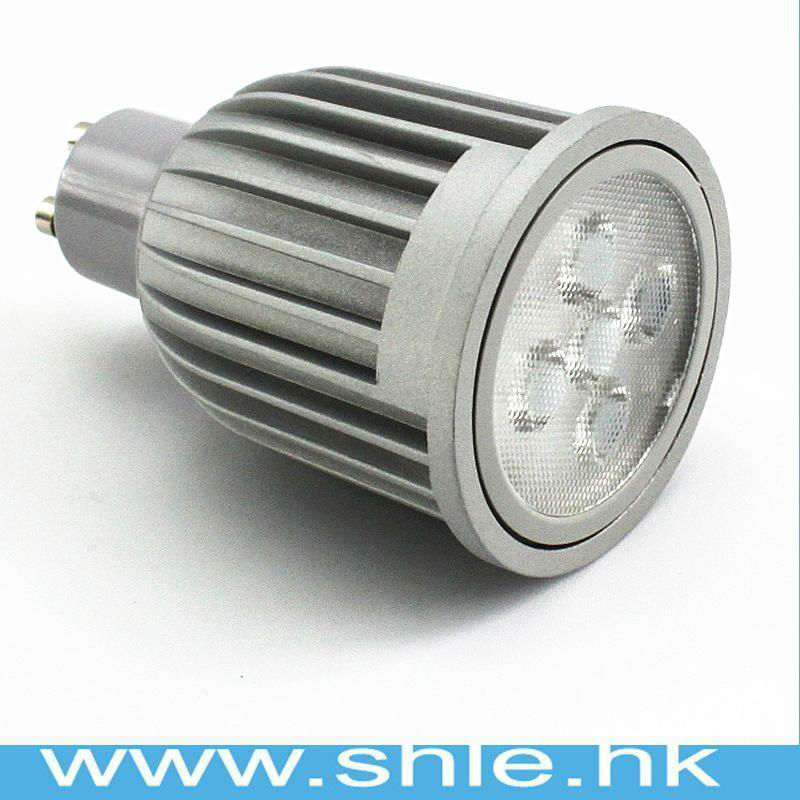 dimmable cob 8w led bulb gu10 100-240V/120V/230V