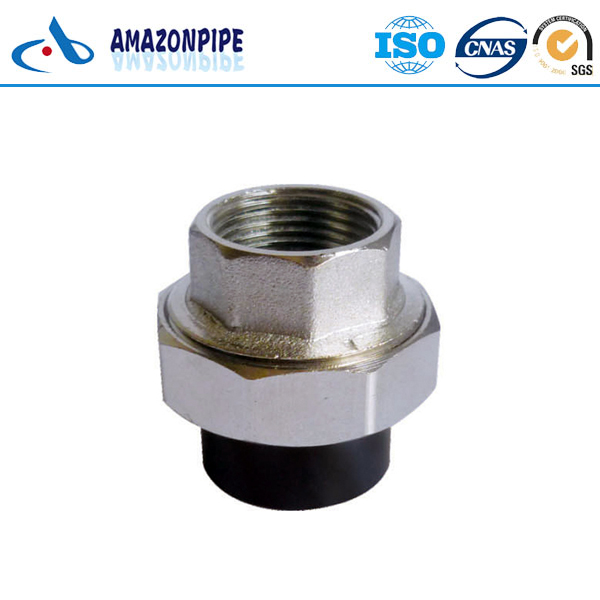 SDR 11 hdpe pipe fitting flange adaptor for water supply