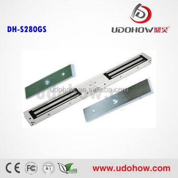 High quality 600bls double swinging door lock for two side door (DH-280GS)