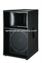 pro audio Single 15inch pa sound system EV15