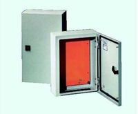 IP65 Single door wall mounting industrial enclosure