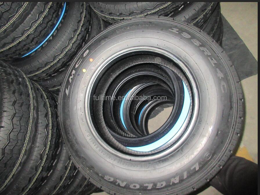 Alta qualidade 255/70R15 pneus de carro linglong