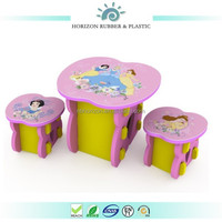 ECO friendly Horizon EVA Kids Furniture Study Table and Chairs Toy