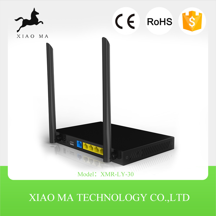 300Mbps openWRT WIFI Router 192.168.1.1 with USB Port XMR-LY-30