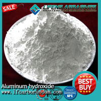 99.2% min Aluminum hydroxide/aluminum Tri Hydrate/Hydrate Alumina uses for makes an excellent fire retardant