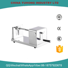 High efficiency twist potato cutter machine potato twister