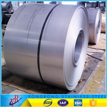 stainless sheet metal cold coil standard width