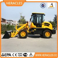 Factory directly sale mini wheel loader made in china