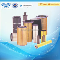Air Compressor Intake Filter, Air Cartridge Filter for Industrial Air Filtration