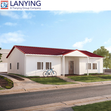 Chinese supplier low cost prefabricated houses affordable prefabricated homes ontario