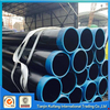 ASTM A 106 seamless carbon steel pipe with black paiting