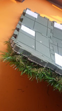 lawn artificial grass pad