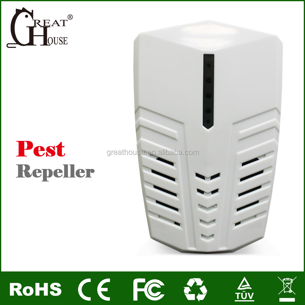 GH-701 Eco-friendly anti pest- anti Rats, Roaches, Spiders, & Other Insects