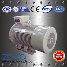 low voltage cast iron three-phase Electric Motor 75kW