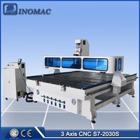 China CNC Milling Machine Price 3 Axis CNC Milling Machine