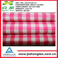 97 cotton 3 spandex fabric for pants