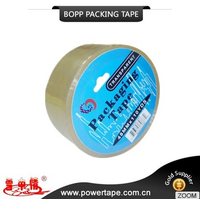 Bopp Film Printed Logo Carton Sealing Tape