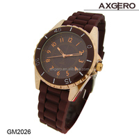 Promotion 2014 Men Sport Quartz Watch Rubber Wristwatch