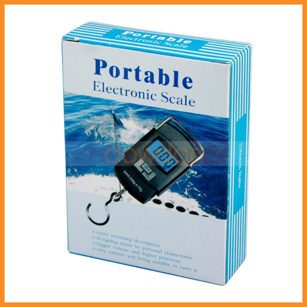 Multifunction Big LCD Display Digital Hanging Weighing <strong>Scales</strong> 50kg