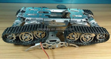 TK004 Tank Chassis With 4 Tracks