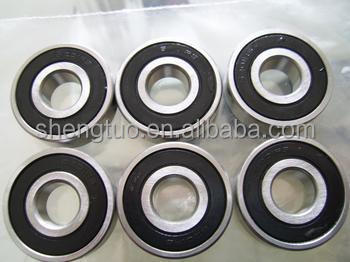 super precision stainless steel material Deep Groove Ball Bearing 6303-2rs used for machinery
