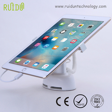 Flexible plastic Security alarm Tablet PC Display, Holder / Stand for ipad