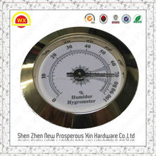 analog wall clock thermometer thermo hygrometer